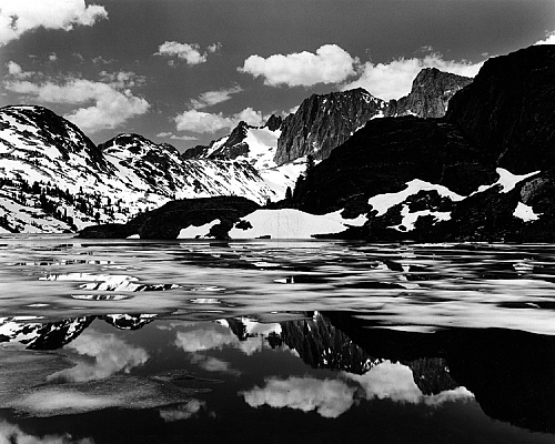 Late Thaw, Garnet Lake