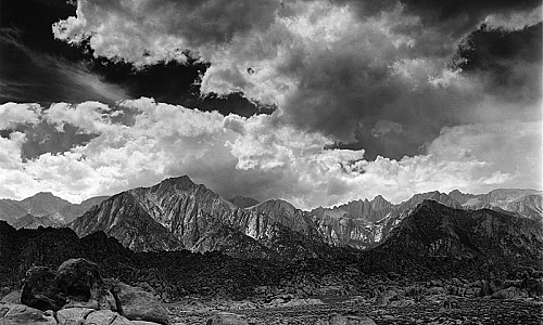 Mount Whitney, Alabama Hills
