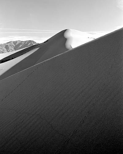 Eureka Dunes #6 (Shadow Tracks)